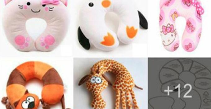 Asombrosa manera de hacer almohadas de figuras para niños