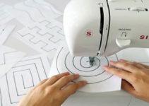 Taller gratis de como coser con maquina para principiante