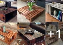 10 Ideas de cajas de frutas de maderas para decorar tu hogar!