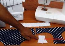 Aprende hacer lindas ropa interior con su patrón paso a paso