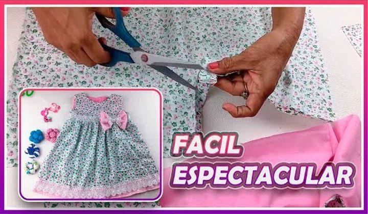 Curso Gratis De Vestidos Para Niñas Con Patrones