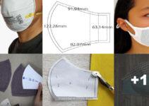 CORONAVIRUS: Aprende hacer tapaboca casera N95 paso a paso