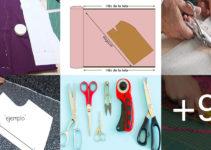 Aprende a Cortar tela de manera correcta con estos consejos paso a paso