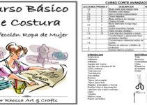 LIBRO: El gran libro de cursos gratis basico de costura en pdf