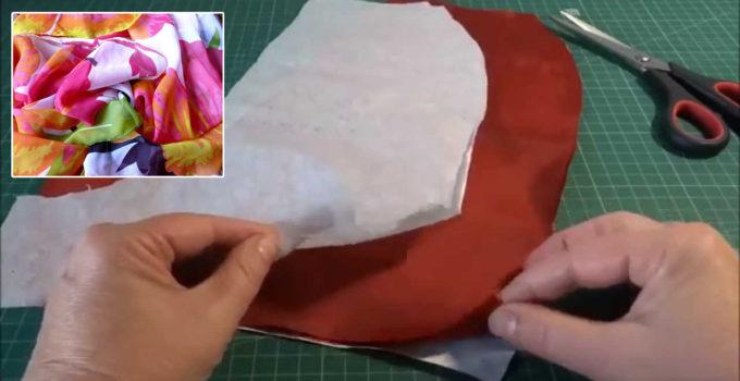Aprende a coser tela fina con maquina como profesional!