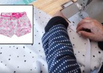 Confeccionar Shorts Para Niñas Y Patrón