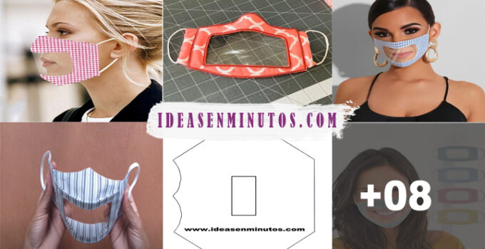 Coronavirus: Aprende como hacer tu propia mascarilla 3D transparente!