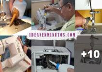 Aprende como limpiar tu maquina de coser desde casa