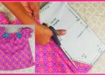 Aprende como hacer hermosas blusas para niñas con patrones