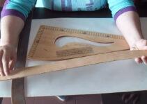 Aprende como hacer las reglas curvas sastre y francesa