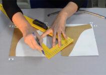 Aprende como hacer vedetina de varias tallas con patrones