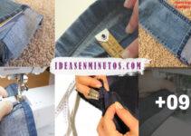 Aprende como hacer dobladillo a pantalones jeans paso a paso