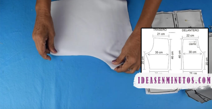 Curso gratis de como trazar patron de shorts de mujer