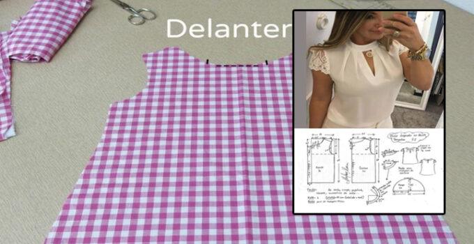 Curso gratis de como coser hilvanes laterales con maquina