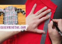 Curso gratis de como reducir la camisa de hombre con maquina de coser