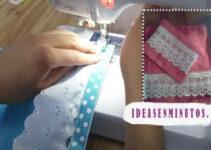 Curso gratis de como hacer hermosa toalla de baño de moda