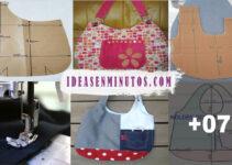 Aprende a como hacer estos hermosos bolsos de verano de moda