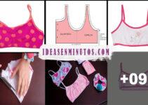 Aprende a como confeccionar hermosos tops de niñas con patron