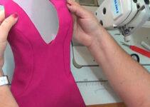 Curso gratis de como confeccionar vestido con cuello halter