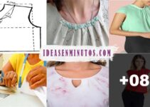 Aprende a como hacer escote para blusas paso a paso